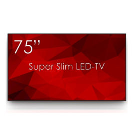 SWEDX 75″ LED-TV ULTRA HD/4K